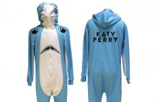 Katy Perry is now selling a 'left shark' onesie and the internet is going crazy