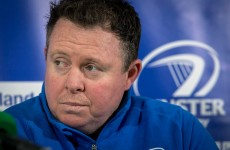 Matt O'Connor confirmed that Leinster will have all their stars back for next week's European tie