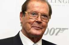 Roger Moore says his 'racist' comments about a black Bond were 'lost in translation'