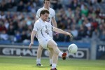 Kelly kicked four points as Kildare eased to victory.