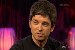 Yep, Noel Gallagher was miming on RT� last night