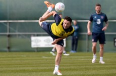 'I'll stop playing and stop scoring goals when I can hardly walk' – Keane ready for Poles