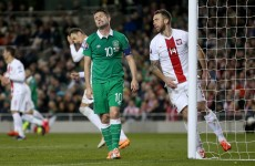 3 talking points from tonight's Ireland-Poland clash