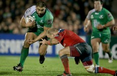 LIVE: Munster v Connacht, Pro12