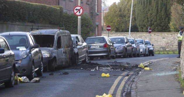 Gardaí hunt for two gunmen after fatal shooting in quiet Dublin suburb