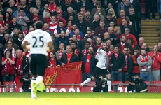 Juan Mata's grabbed a brace but Liverpool have hit back at Anfield
