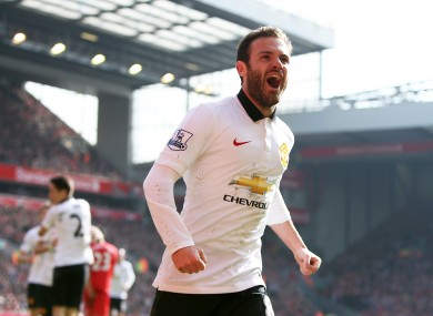 Mata is one of several players who have left for international duty.