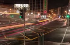 Here's a lovely timelapse of Dublin city to get you through Monday morning