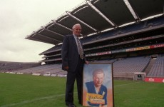 Hurling Goalkeeper of the Millennium Tipperary's Tony Reddin passes away at the age of 95
