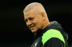 Gatland makes two enforced changes for Wales finale