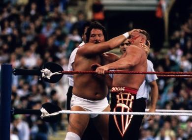 SummerSlam from London, 1992.