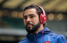 Yoann Huget goes full French, almost shrugs the Six Nations right out of Ireland's hands