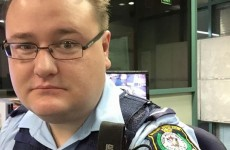 This police officer had too much fun posting selfies from a girl's missing iPhone
