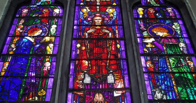Why stained-glass windows aren't just for churches…