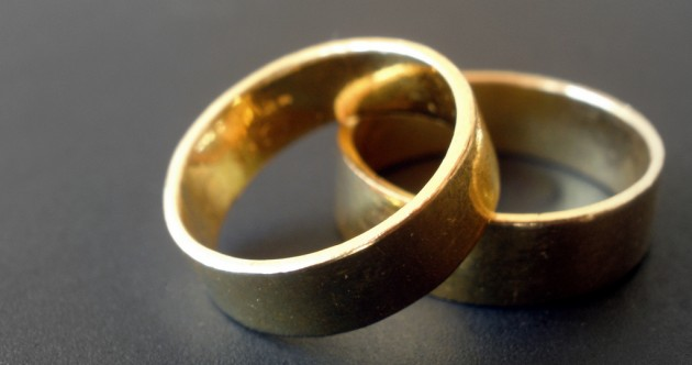 To thee I do wed: A century of marriage in Ireland