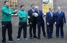 Ireland's 2023 Rugby World Cup set to be challenged