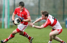 Cork fall to defeat against relegated Derry but still have league semi-final to get set for