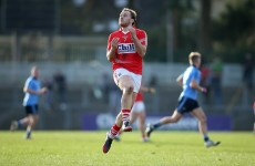 3 games in 6 days means hamstring injury and missing league final for Cork defender