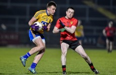 LIVE: Down v Roscommon, Division 2 football league final