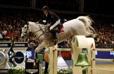 Ireland's teenage showjumping star still has a great chance of winning the World Cup final
