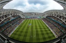 The Champions Cup final definitely won't be in Ireland next season