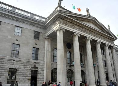 The GPO in Dublin