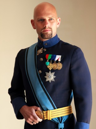 His Royal Highness, the Grand Duke of Westarctica, Travis McHenry