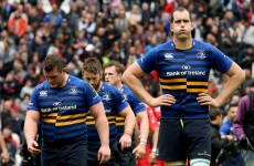 Yellow for Ali and more talking points after Leinster lose to Toulon