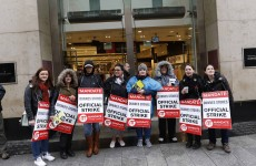 Dunnes Stores workers vote for a national protest march in June