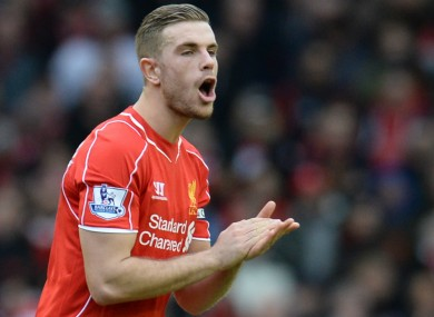 Henderson's wife had their second child yesterday.