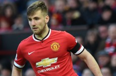 A United youngster has given a refreshingly honest take on his performances