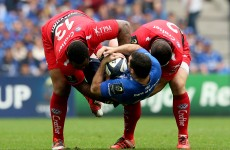 'A lot of people had written us off' – O'Connor proud of Leinster effort