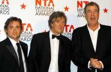 Richard Hammond is sticking with his boys and walking away from Top Gear