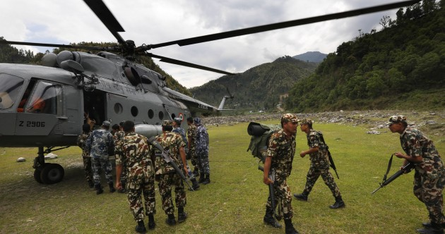 Four Irish people have still not contacted home after Nepal earthquake