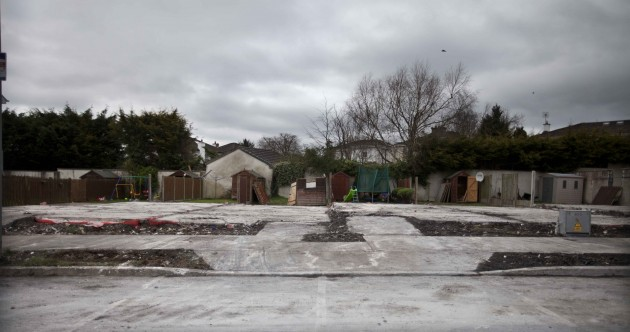 Six sheds are all that remain after Newbridge fire