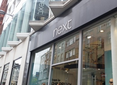 It looks like next are set to close their flagship dublin store solutioingenieria Gallery