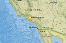 LA hit by earthquake but some thought it was just their noisy neighbours