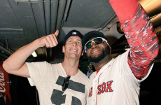 Tom Brady is great at American football… not so much at baseball