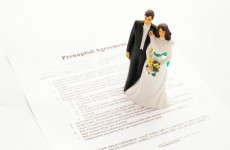 Poll: Would you sign a pre-nuptial agreement?