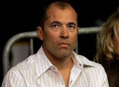 Women competing in MMA makes Royce Gracie unhappy.