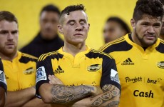 Savea absolutely butchered an almost-brilliant Super Rugby try
