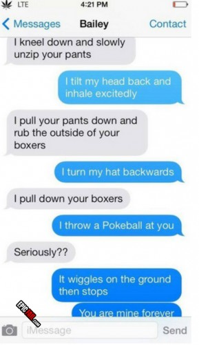 best sexting responses