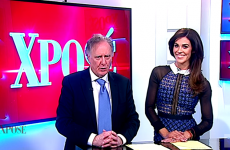 Vincent Browne presented Xposé with Glenda Gilson, and it was glorious