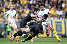 James inspires Clermont to Champions Cup semi-final win over Saracens