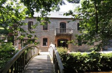 This mill house has a great history – and a pretty amazing interior