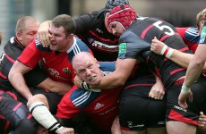 Munster fans will be overjoyed to see the destructive second row pairing for this weekend