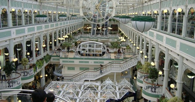 Quiz: Can you recognise these Irish shopping centres?