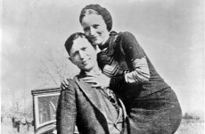 Bonnie and Clyde were caught and shot dead this day 81 years ago