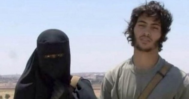 What happens when an Isis fighter gets married? They go on honeymoon…