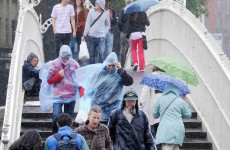 Here's when you're going to need your umbrella this Bank Holiday weekend